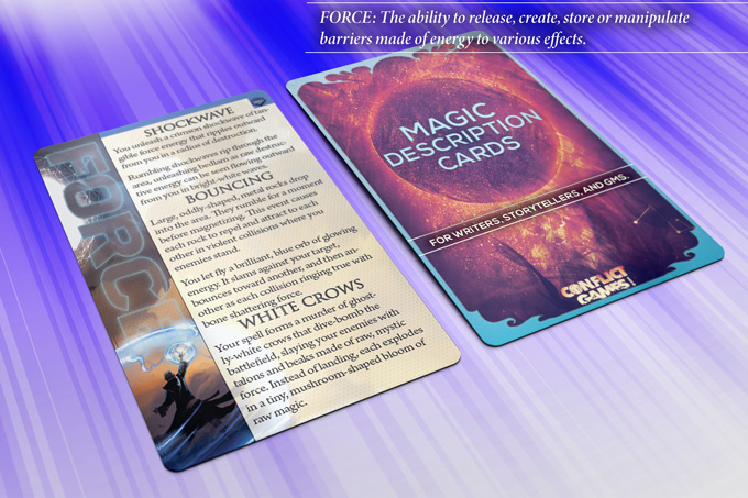 This PDF contains Divine Cards only