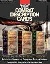 combat description-Cards