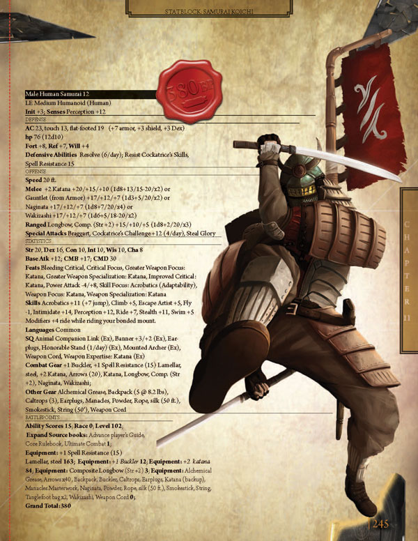 Page 8. Terms & Lexicon, New PvP Concepts and Glossary page
